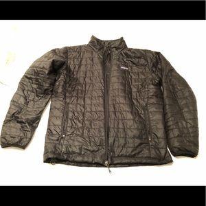 Patagonia Men's Nano-puff Jacket Black Large